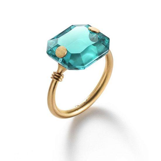 糖果色彩!Baccarat X Marie-Hélène de Taillac推出珠宝新作-时尚珠宝设计【行业顶级】