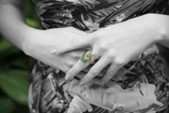 2015年情人节珠宝礼物推荐-精美珠宝【秘密:适合高贵女人的珠宝】