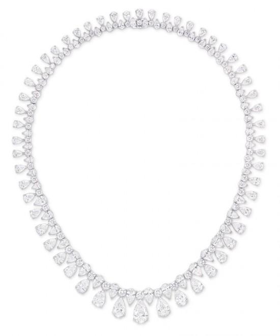 传世珍藏之作 Graff婚嫁钻石珠宝系列