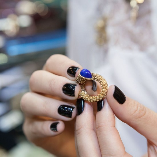 宝诗龙(Boucheron)Serpent Boheme珠宝系列-精美珠宝【秘密:适合高贵女人的珠宝】