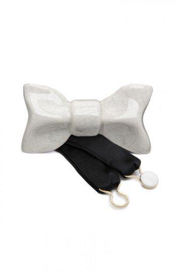 Cor Sine Label Doli陶瓷领结-时尚珠宝设计【行业顶级】