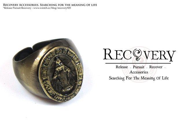 Recovery寄托圣母指环-时尚珠宝设计【行业顶级】