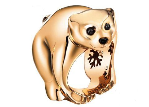 萧邦(Chopard)2011年打造全新动物珠宝系列-珠宝首饰展示【行业精选】