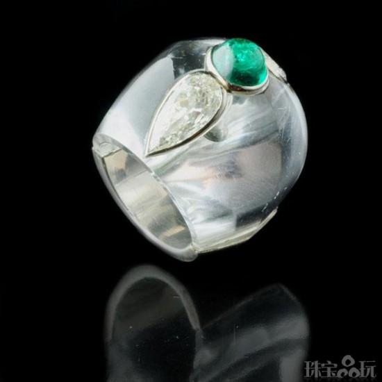 珠宝设计师Suzanne Belperron-珠宝设计【哇!行业大师灵魂之作】