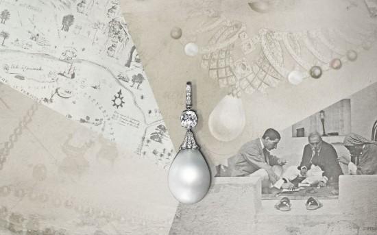 卡地亚(Cartier)皇家珍珠冠冕-精美珠宝【秘密:适合高贵女人的珠宝】