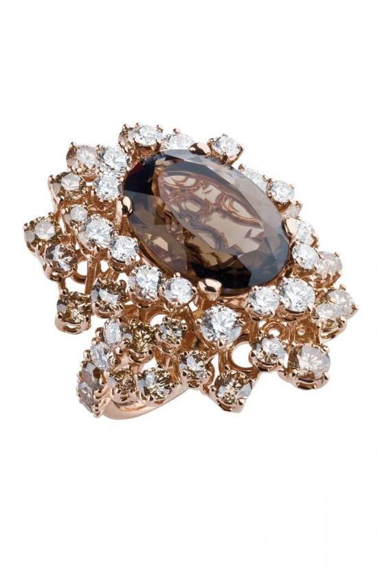 Damiani:宝石花园-精美珠宝【秘密:适合高贵女人的珠宝】