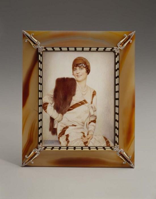 卡地亚:Marjorie Merriweather Post珠宝珍藏展-精美珠宝【秘密:适合高贵女人的珠宝】