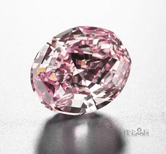 粉红钻石:绽放璀璨光华
