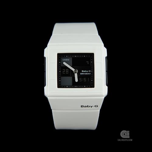 Casio全新Baby-G BGA200-7E2表款-珠宝首饰展示【行业精选】