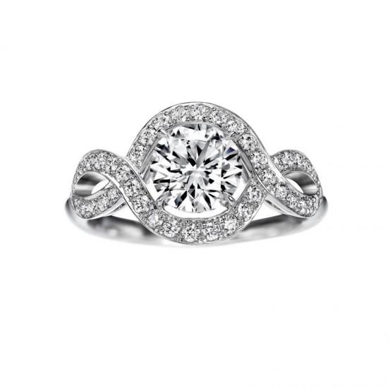 世界10大经典品牌钻石婚戒