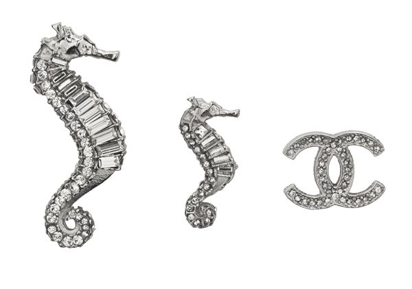 """Chanel 2011春夏""""巴洛克花园""""系列首饰-珠宝首饰展示【行业精选】"""