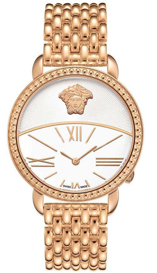 范思哲(Versace) 最新Krios腕表-珠宝首饰展示【行业精选】