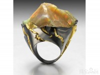 Ornella Iannuzzi:五彩缤纷的蛋白石首饰-珠宝设计【哇!行业大师灵魂之作】