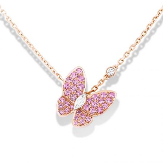 梵克雅宝(Van Cleef&Arpels):彩蝶飞舞-精美珠宝【秘密:适合高贵女人的珠宝】