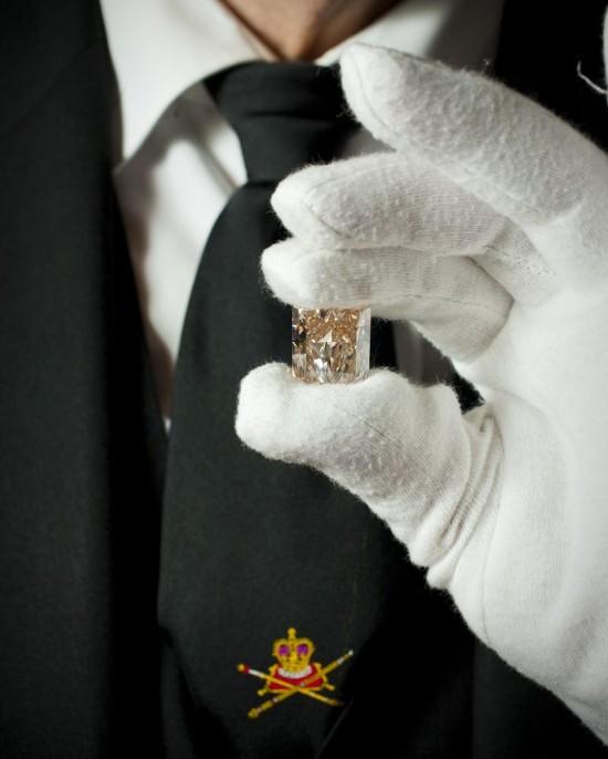 永恒印记(Forevermark)钻禧粉钻-珠宝首饰展示图【行业经典】