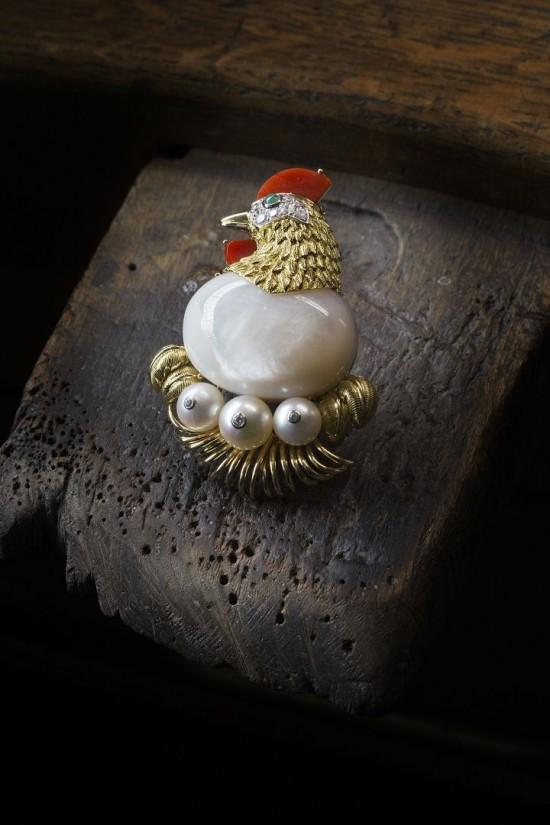 卡地亚(Cartier):为爱璀璨-精美珠宝【秘密:适合高贵女人的珠宝】