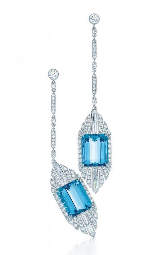 Tiffany & Co.2014 Blue Book-精美珠宝【秘密:适合高贵女人的珠宝】