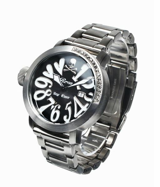 ROEN与Angel Clove联名推出新款手表-珠宝首饰展示【行业精选】