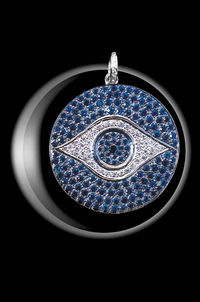 希腊珠宝设计师Ileana Makri-珠宝设计【哇!行业大师灵魂之作】