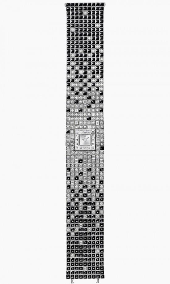 时光的魔力 L'Heure Envoûtée de Cartier高级珠宝腕表-精美珠宝【秘密:适合高贵女人的珠宝】