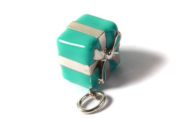 Tiffany & Co. Gift Pendant-珠宝首饰展示【行业精选】