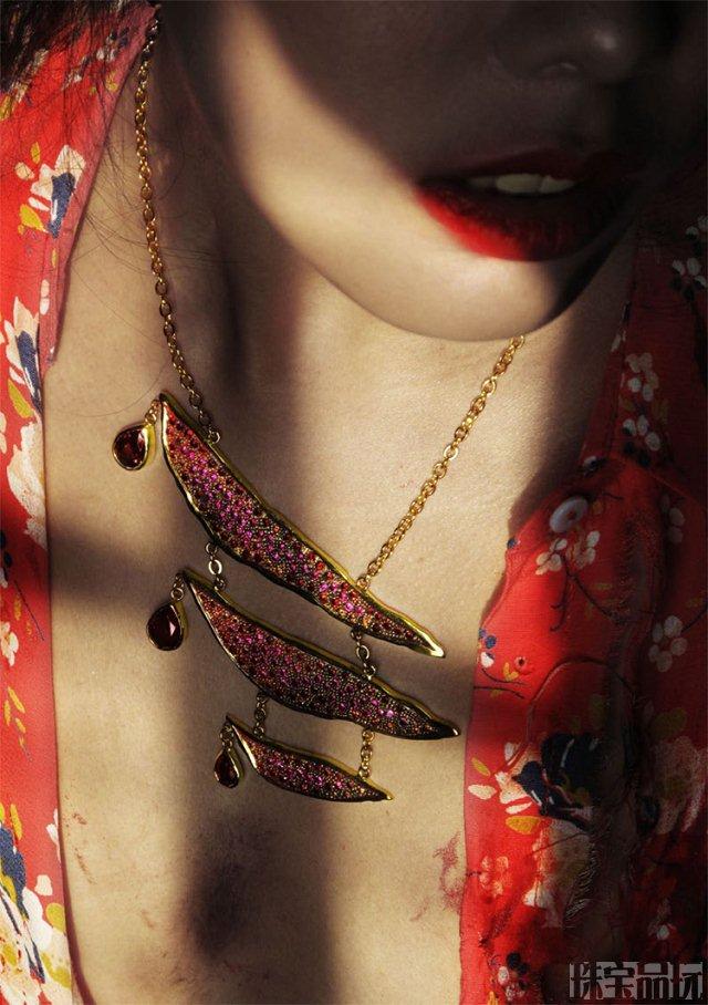 Super Fertile非常血腥的珠宝设计(胆小莫入)-珠宝设计【哇!行业大师灵魂之作】