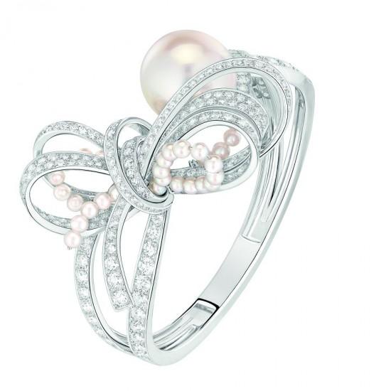 优雅迷人 Les Perles de Chanel高级珠宝系列