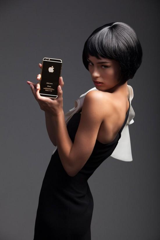 有钱就任性 Brikk推出黄金钻石版iPhone 6