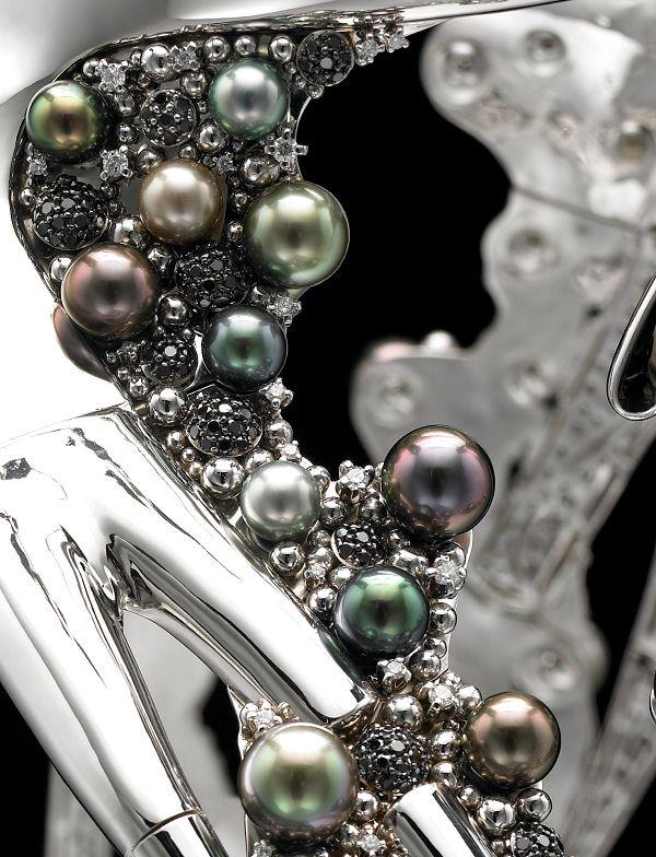 "Reena Ahluwalia:仙乐狂想曲""Ethereal Rhapsody""-珠宝设计【哇!行业大师灵魂之作】"
