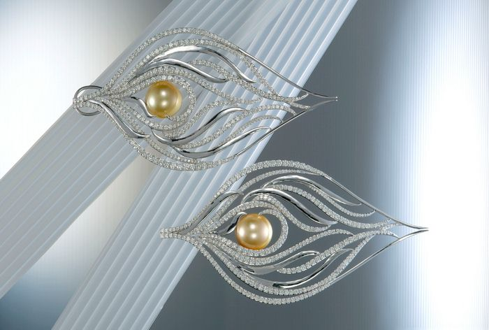 2011年国际珠宝设计获奖作品欣赏-珠宝设计【哇!行业大师灵魂之作】