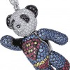Qeelin超人熊貓吊饰