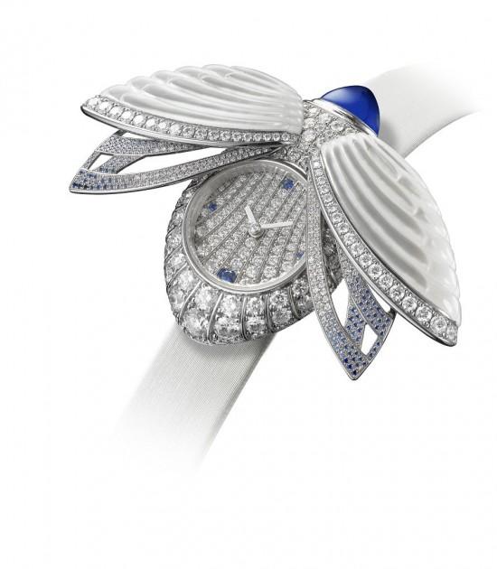 宝诗龙(Boucheron):雕虫小技-精美珠宝【秘密:适合高贵女人的珠宝】