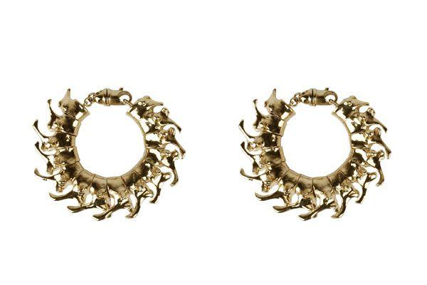 宗教感十足 Givenchy发布2011春夏系列配饰-珠宝首饰展示【行业精选】