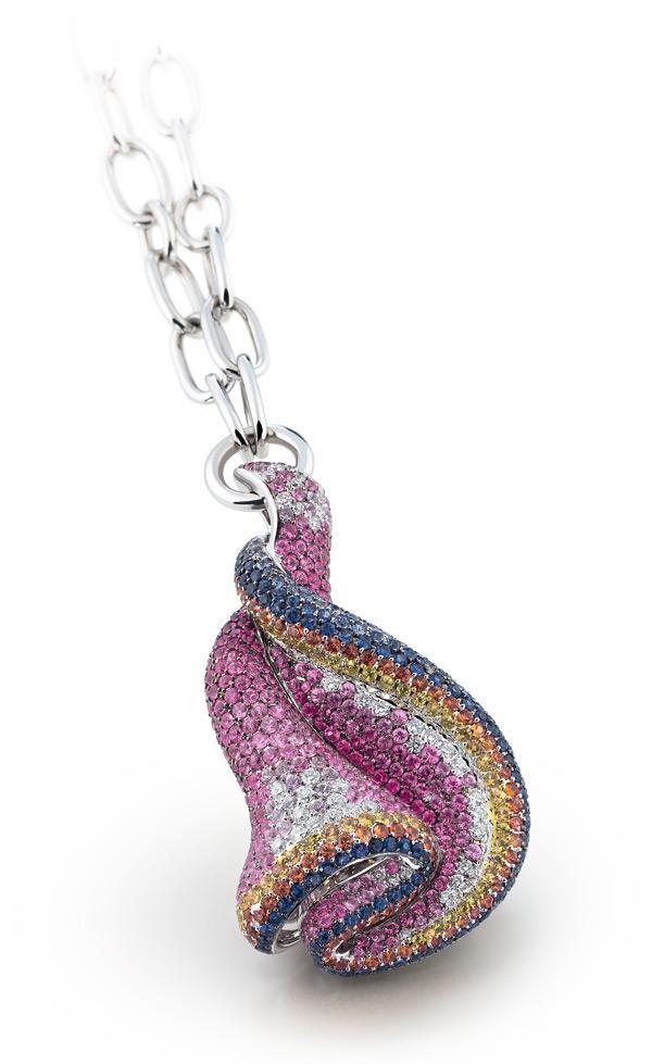 Solitaire Jewel Gala顶级珠宝展精品欣赏(二)-珠宝设计【哇!行业大师灵魂之作】