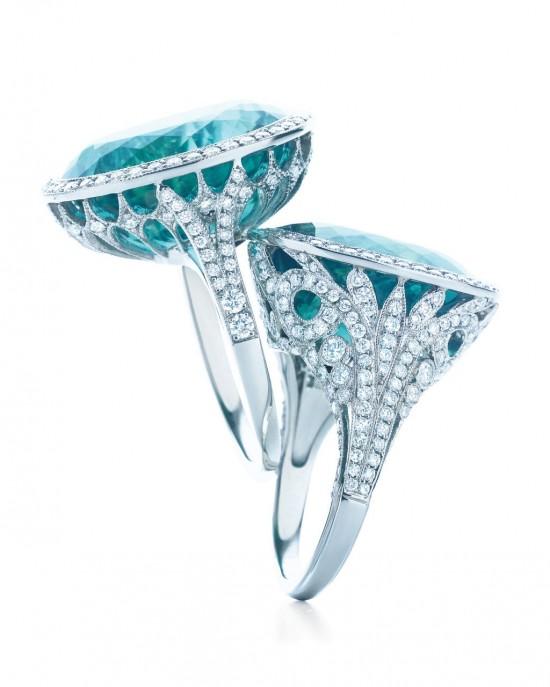 Tiffany:蓝盒子的魔力-精美珠宝【秘密:适合高贵女人的珠宝】