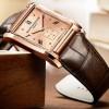 名士Baume & Mercier明星腕表Hampton系列-珠宝首饰展示图【行业经典】
