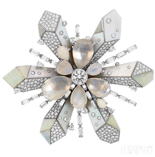 唯美优雅 香奈儿Chanel高级珠宝-珠宝首饰展示图【行业经典】