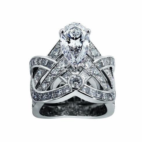 指上皇冠 CHAUMET「Joséphine」顶级珠宝系列-珠宝设计【哇!行业大师灵魂之作】
