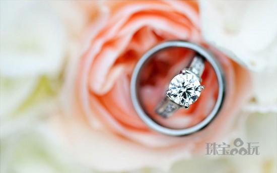 婚戒:真诚之环Betrothal Ring(一)-精美珠宝【秘密:适合高贵女人的珠宝】