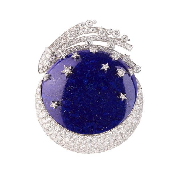 Van Cleef & Arpels高级珠宝如流星般闪耀-珠宝首饰展示【行业精选】