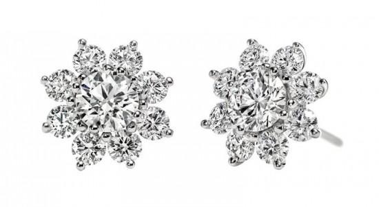 Harry Winston:阳光下的绽放-精美珠宝【秘密:适合高贵女人的珠宝】