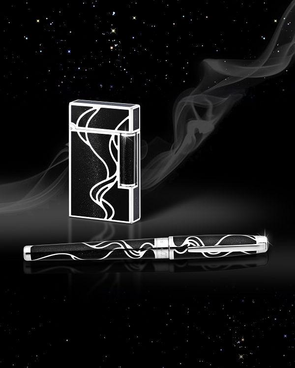 S.T. Dupont Magic Wishes 2011经典限量系列-珠宝首饰展示图【行业经典】