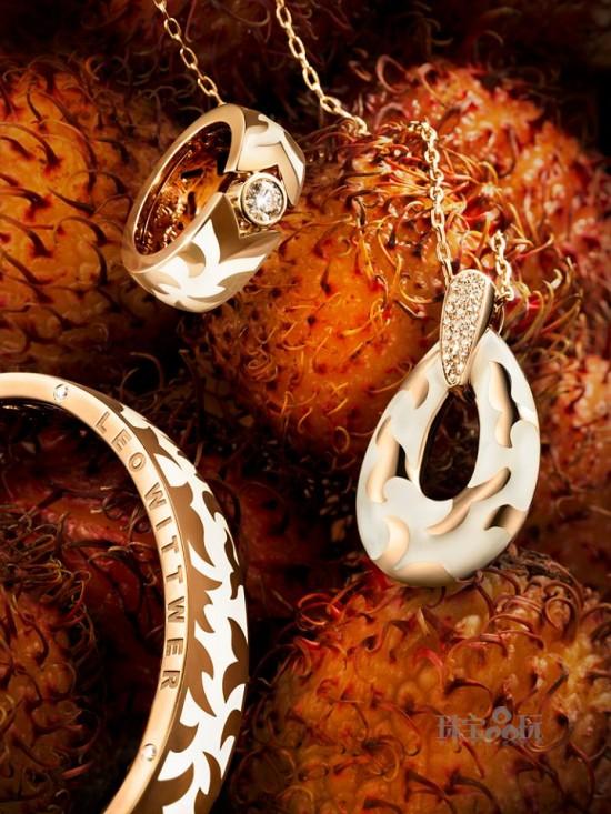 水果与珠宝-精美珠宝【秘密:适合高贵女人的珠宝】