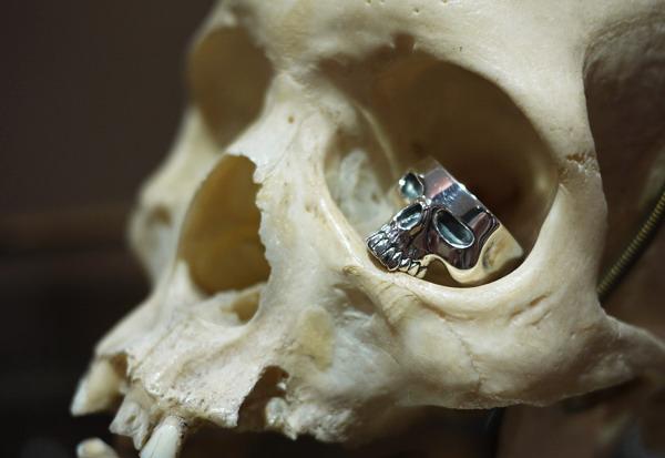 Skull Ring骷髅戒指-1