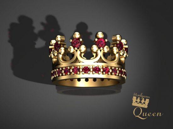 戴上皇冠,请做我唯一的女王!