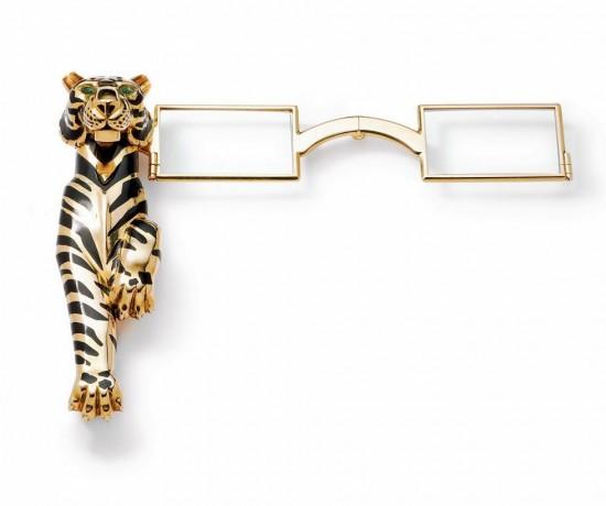 Cartier:与豹同行-精美珠宝【秘密:适合高贵女人的珠宝】