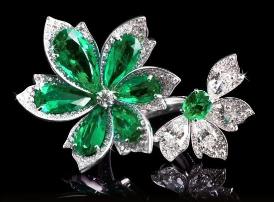 感受原始之美 David Morris祖母绿珠宝-精美珠宝【秘密:适合高贵女人的珠宝】