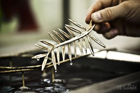 萧邦(Chopard)的金棕榈