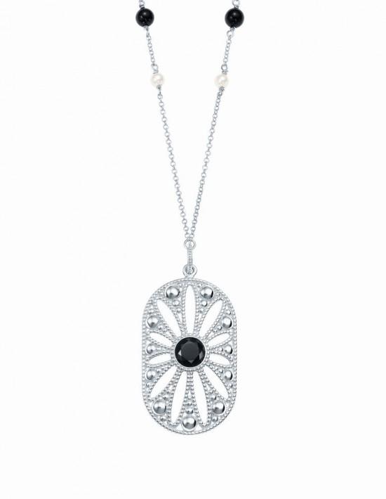 重现爵士年代风华 Tiffany Ziegfeld纯银珠宝系列-精美珠宝【秘密:适合高贵女人的珠宝】