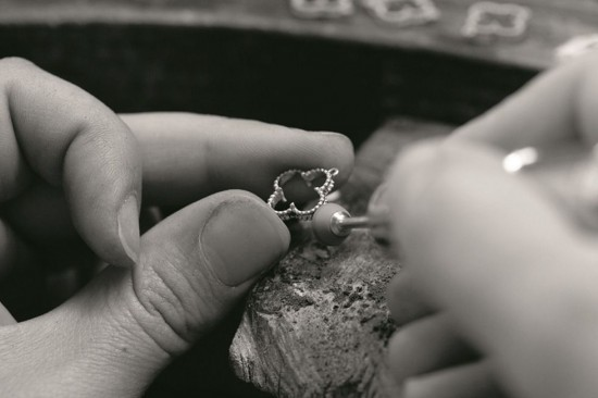 闪耀幸运传奇之旅 梵克雅宝Alhambra经典系列
